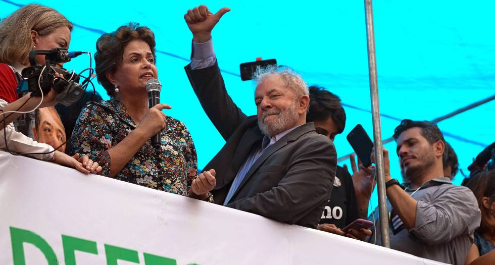 Julgamento do Lula ao vivo