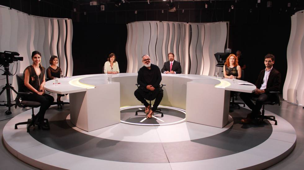 Ronaldo Fraga, entrevistado do programa 'Voz Ativa'