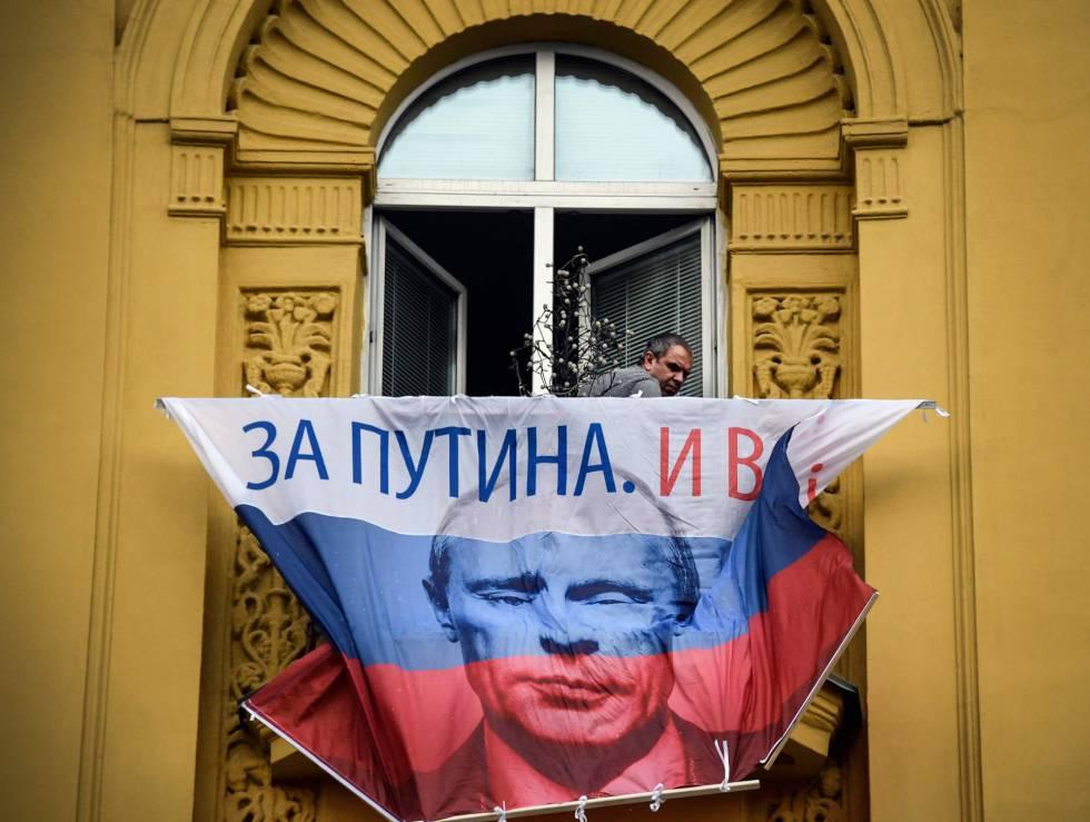 Dentro da fábrica russa de mentiras