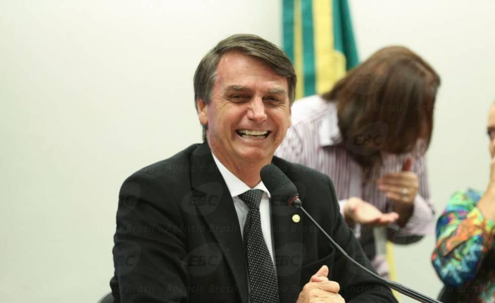 Jair Bolsonaro denunciado por racismo