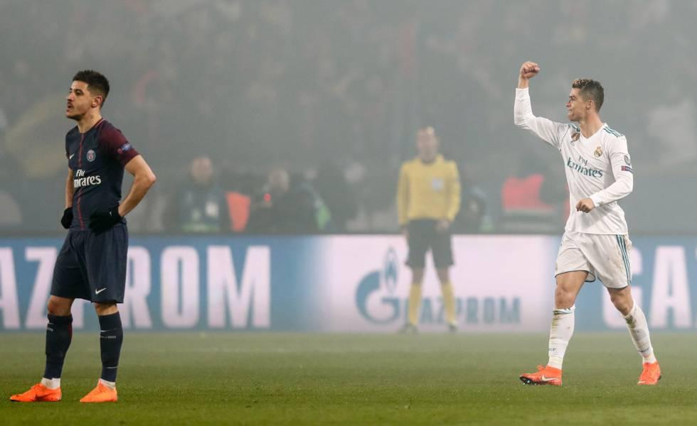 Real Madrid elimina PSG com gols de Cristiano Ronaldo e Casemiro na  Champions League 4129558583806