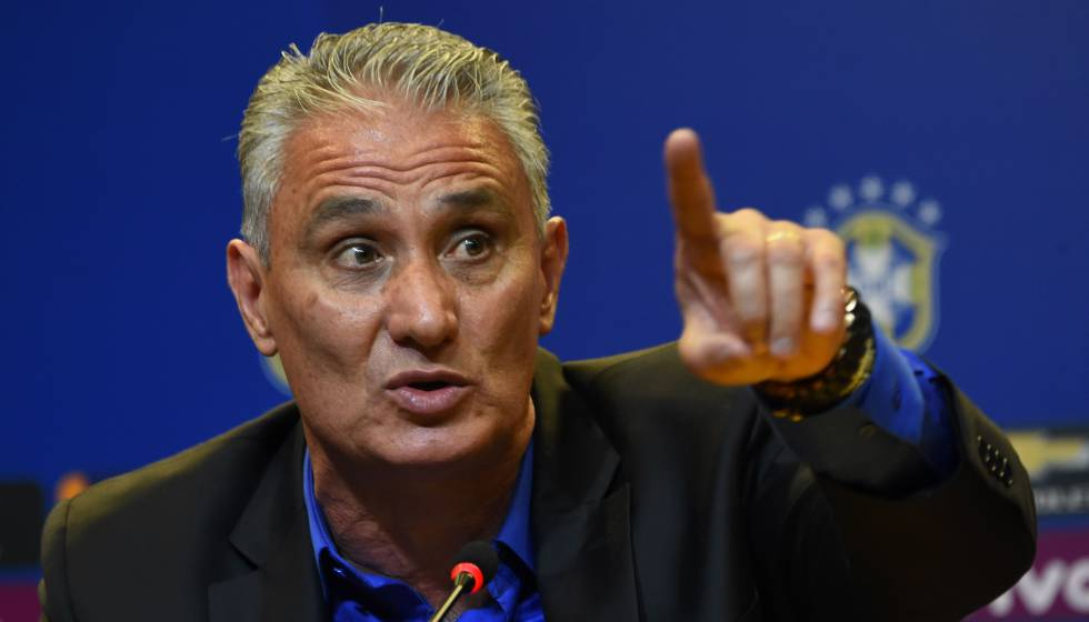 5dcbff7788 Tite convocação seleção brasileira Russia Alemanha Tite convocou a seleção  para amistosos contra ...