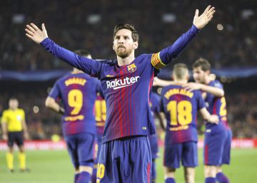 Com show de Messi, Barcelona passa por Chelsea e se classifica na Champions League