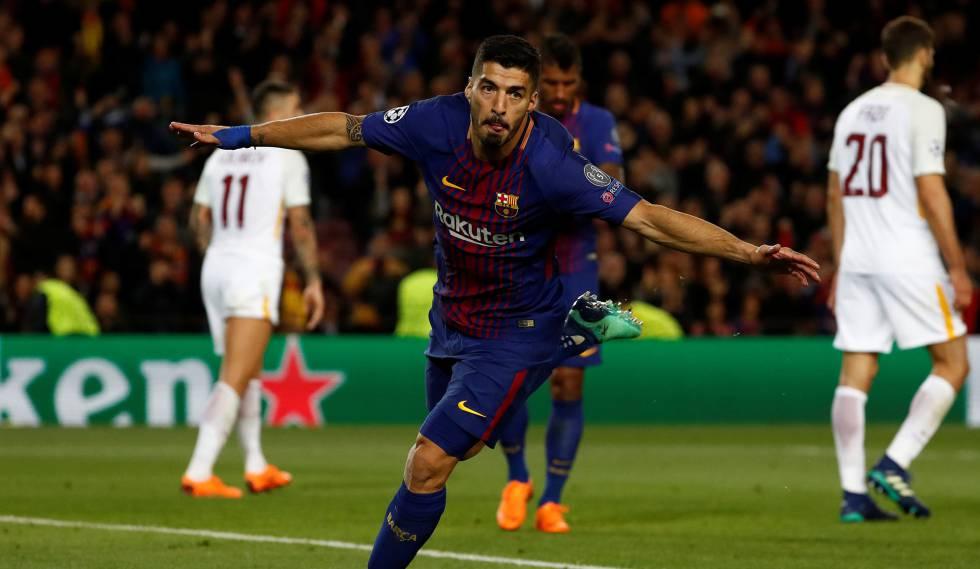 Barcelona goleia a Roma e encaminha classificação na Champions League f3253c45ae11e