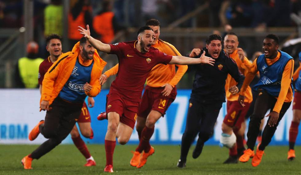 resultado Roma x Barcelona
