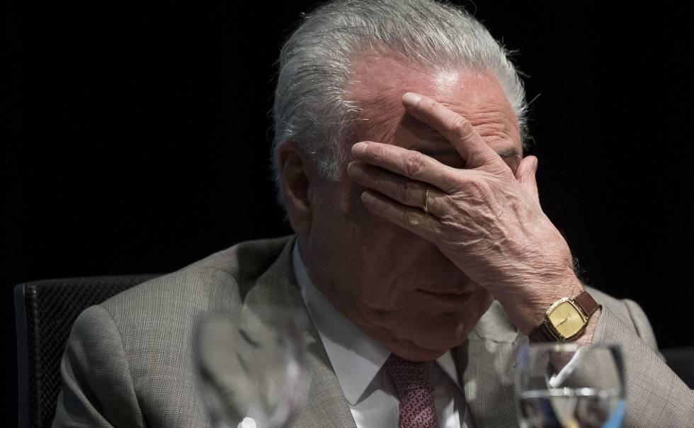 """Sem escudo do foro, amigos de Temer viram réus em ação que investiga """"quadrilha do MDB"""""""