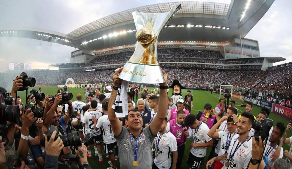 d697b764b5 Os quatro favoritos do Campeonato Brasileiro de 2018