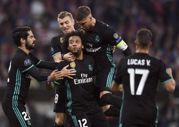 Real Madrid aproveita noite infeliz do Bayern e vence de virada na Champions League