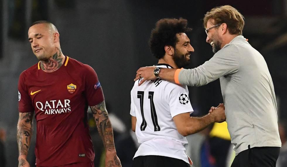 Roma x Liverpool ao vivo