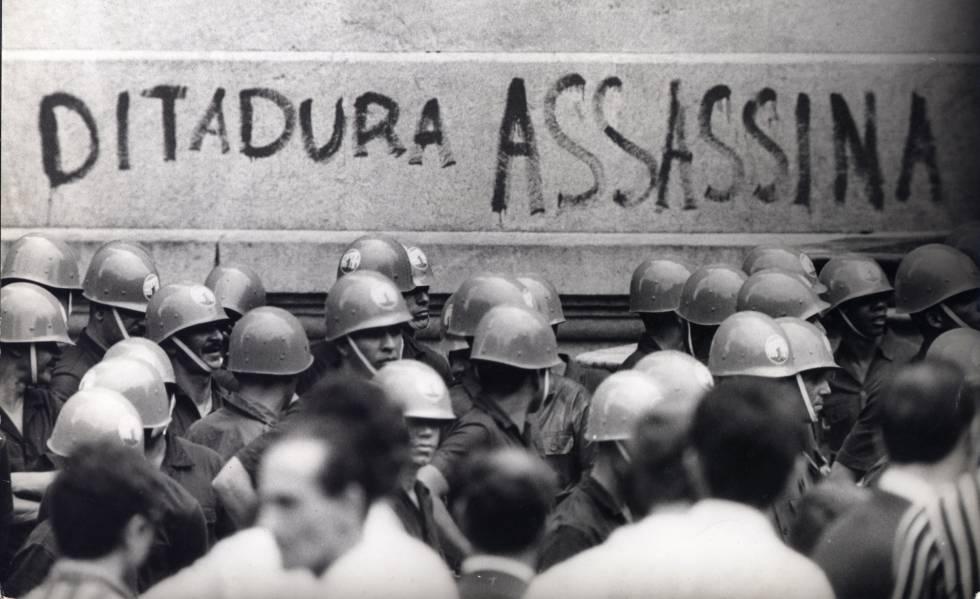 execuções da ditadura militar