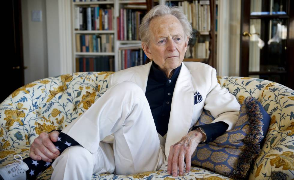 Morre Tom Wolfe