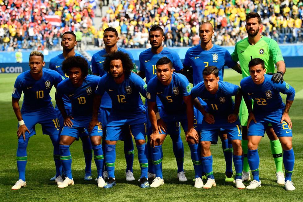 Lista da Seleção Brasileira  Quem são os 23 convocados de Tite para ... 8ea1c56b7ef97