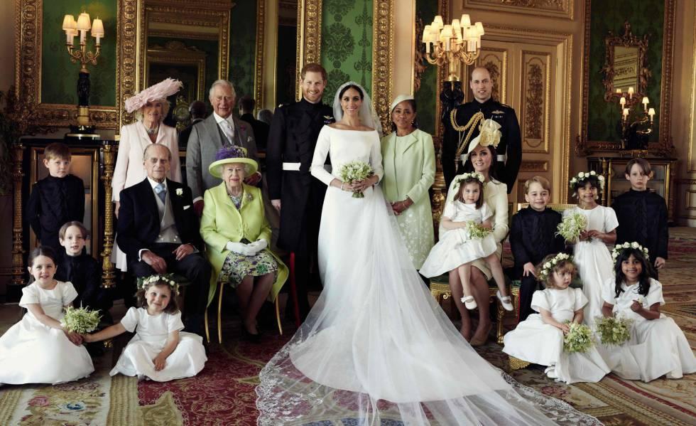 e2b760a5e83 Meghan Markle e Harry  oito detalhes curiosos do casamento (e dos momentos  seguintes)