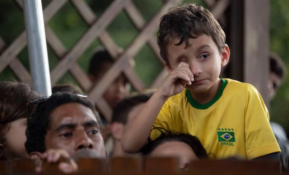 Copa do Mundo 2018  A seleção que despreza sua gente  5e308f03b90a2