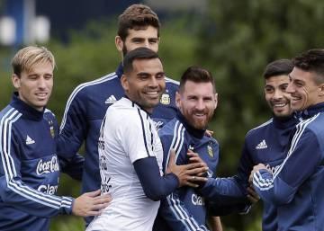 f2c944650f583 Copa do Mundo 2018  Argentina cancela amistoso em Israel