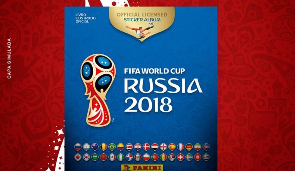 028cd66b7 Álbum da Copa da Rússia tem 21 erros a mais que edição anterior ...