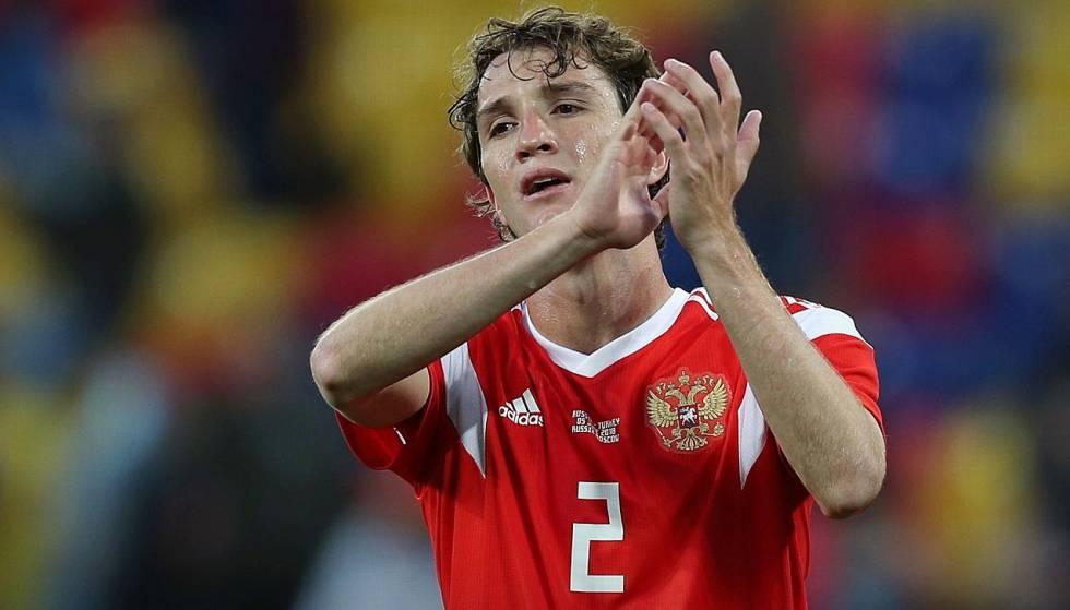Adesivos De Coração Para Unhas ~ Copa do Mundo 2018 Mário Fernandes, o lateral da Rússia que recusou a seleç u00e3o brasileira