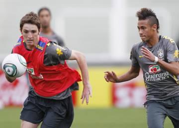 Mario Fernandes Neymar