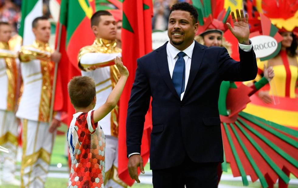 Ronaldo Copa do Mundo comentarista Globo