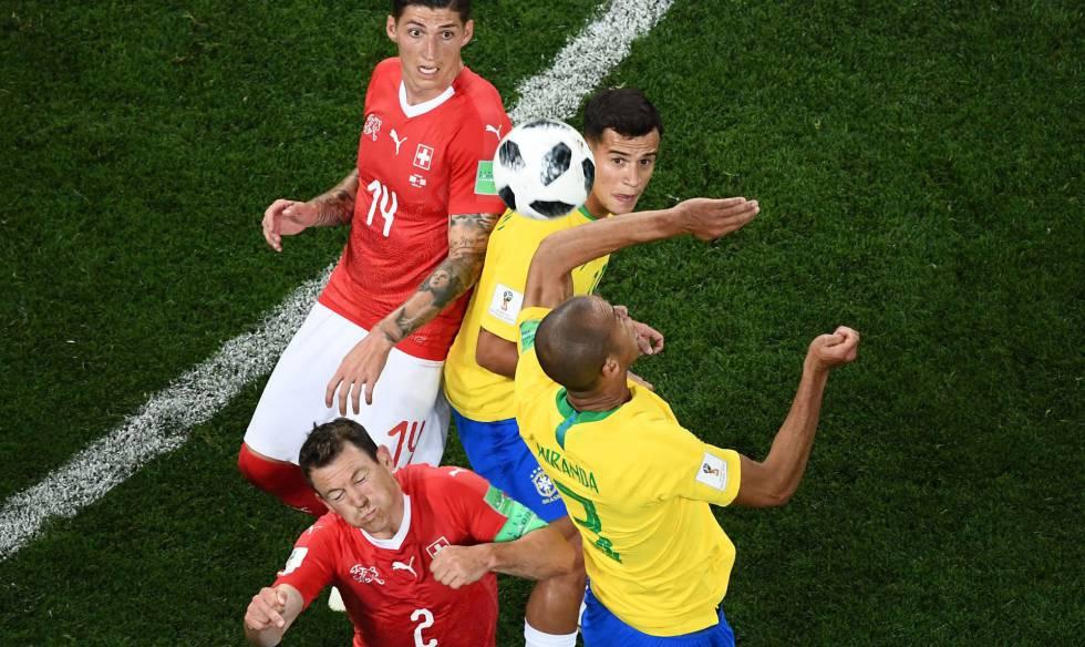 Brasil x Suíça ao vivo Copa do Mundo