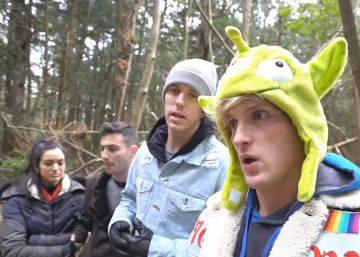 Youtuber famoso grava vídeo polêmico de homem enforcado em uma floresta do Japão