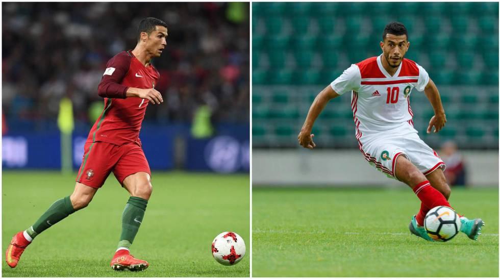 Portugal x Marrocos  onde assistir ao jogo pela Copa do Mundo ... 27ba871143fe4