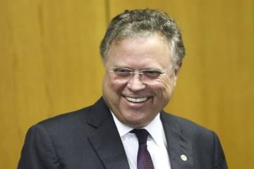O ministro da Agricultura, Blairo Maggi.