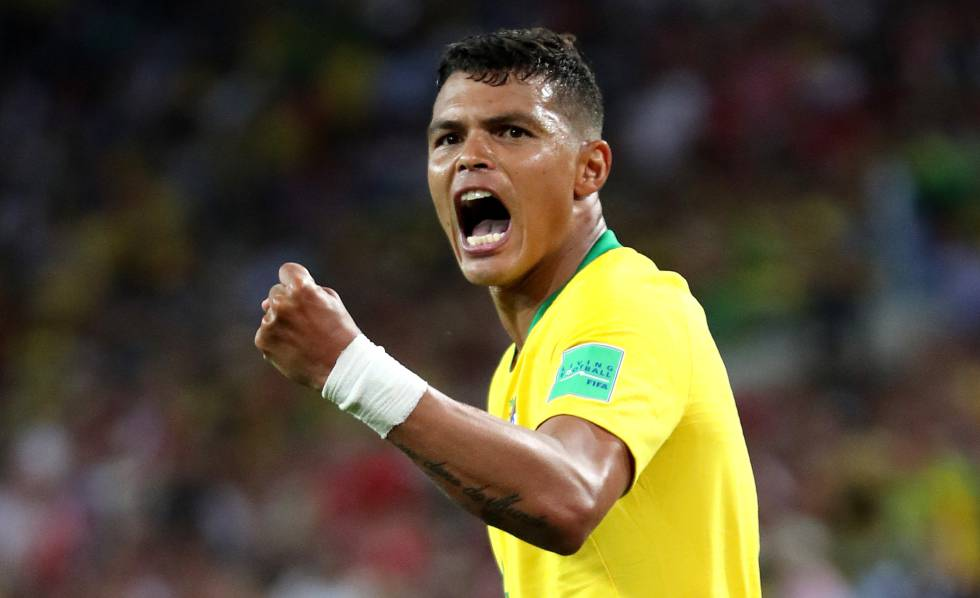 Brasil vence Servia classificado oitavas Copa