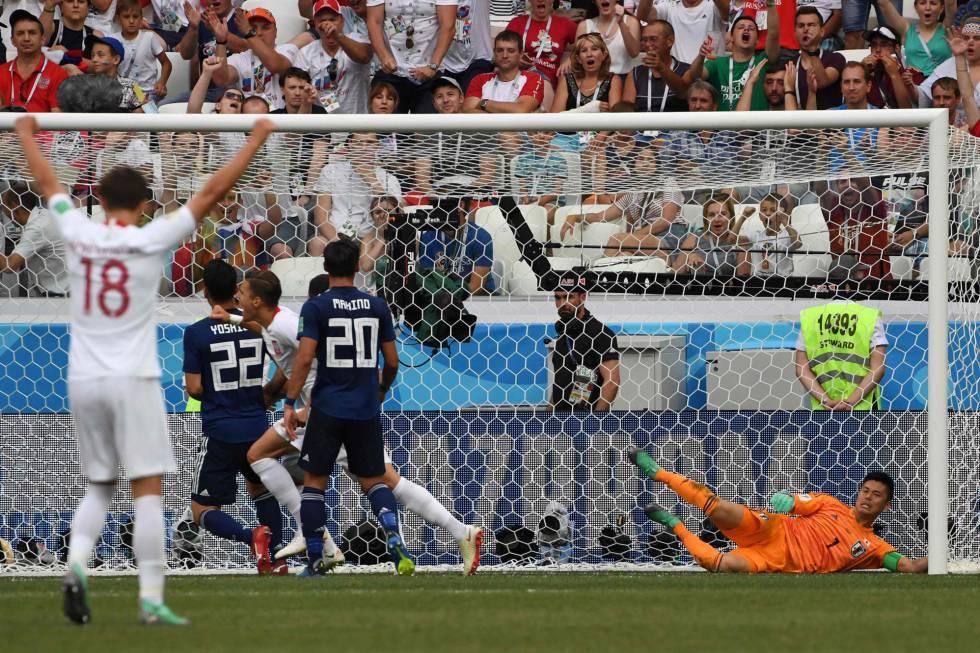 Japão x Polônia ao vivo pela Copa do Mundo 2018