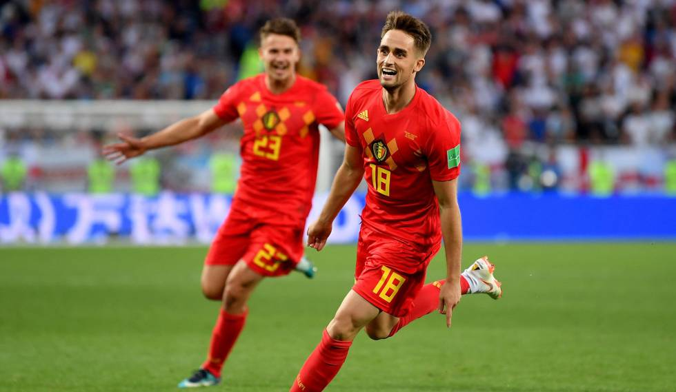 4a6e5b3243ea3 Inglaterra x Bélgica  jogo ao vivo pela Copa do Mundo