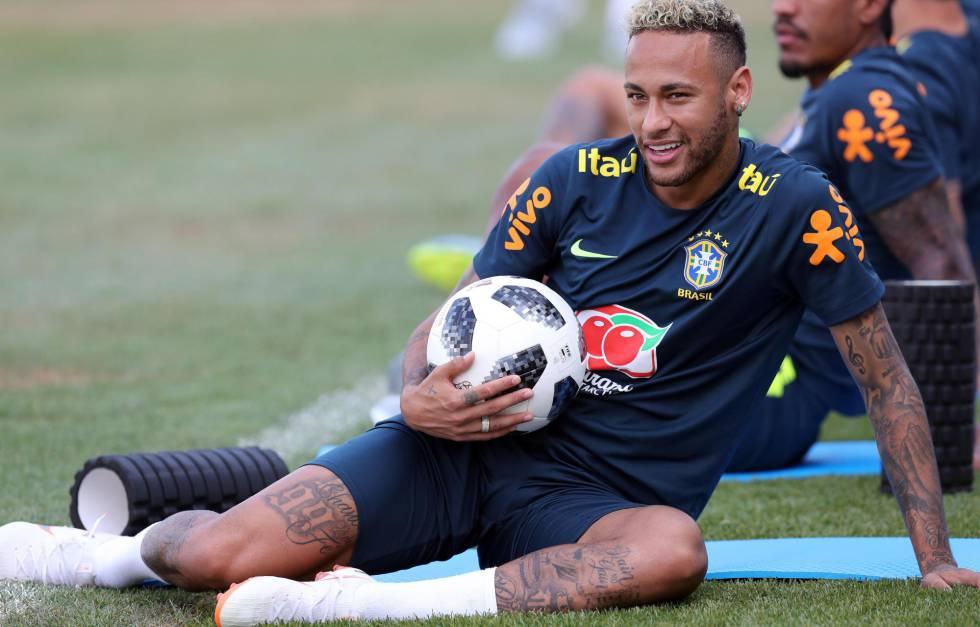 Neymar Copa do Mundo Rússia 2018