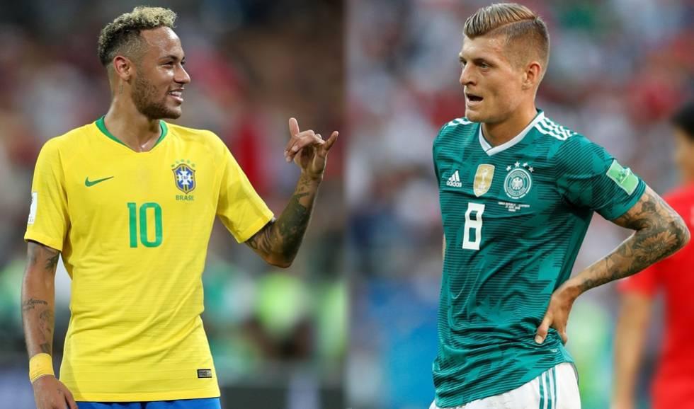 Copa do Mundo Rússia 2018  Por que Toni Kroos nunca será um Neymar ... cdfec085b8925