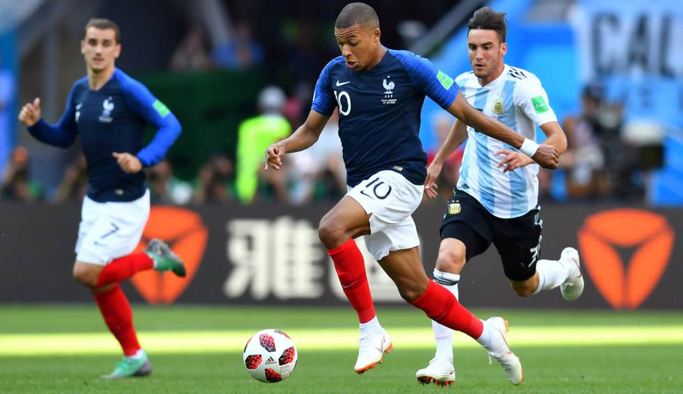 Oitavas de final  França x Argentina  onde assistir ao jogo pela ... 6050606f45a7f
