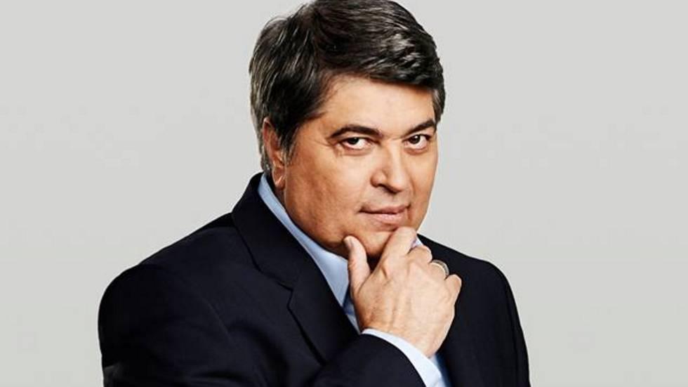 José Luiz Datena anunciou sua candidatura ao Senado em São Paulo