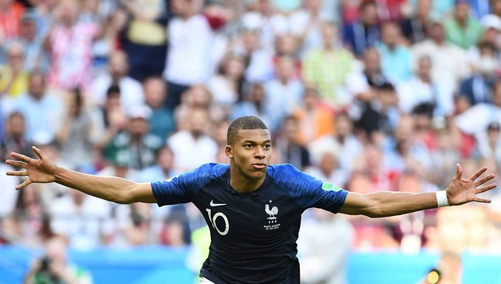 França Argentina eliminada Copa Mbappe