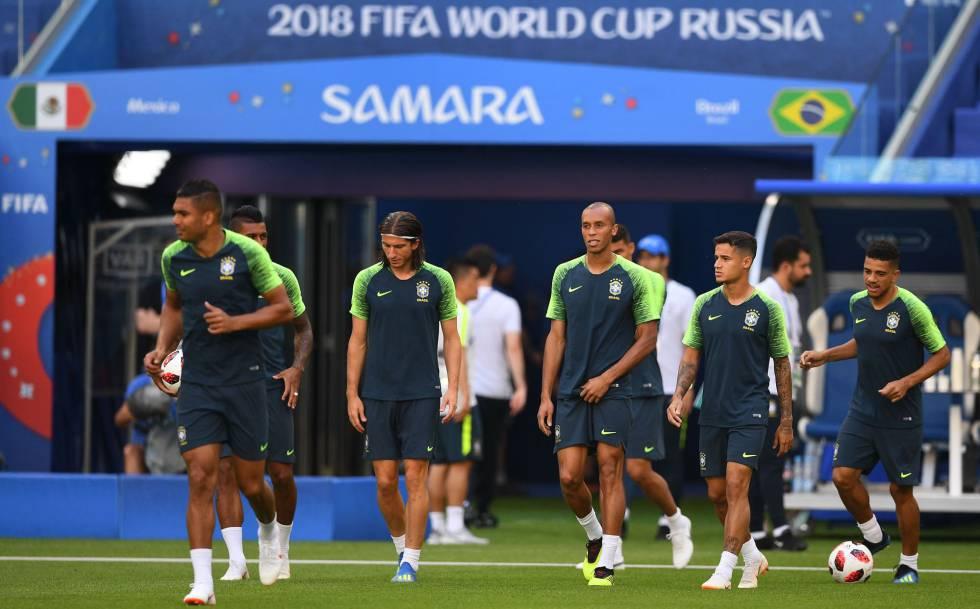 Brasil x Mexico ao vivo oitavas Copa do Mundo