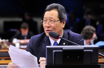 Empresários do agronegócio comemoram o parecer do relator Luiz Nishimori