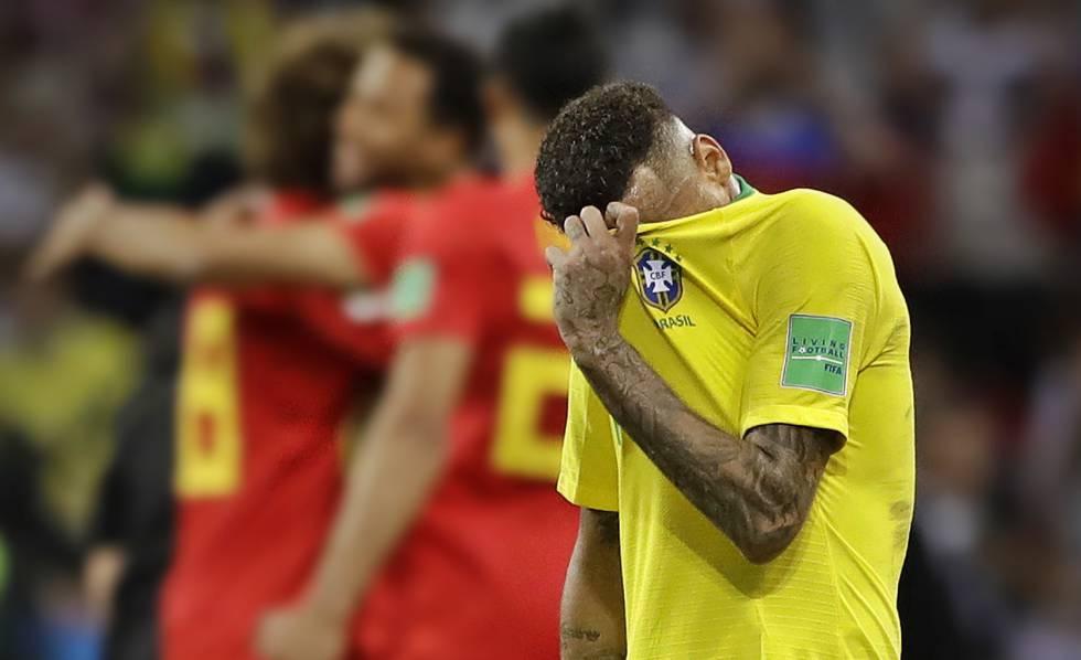 Brasil x Bélgica  A culpa não é das estrelas  c92c461c38d48