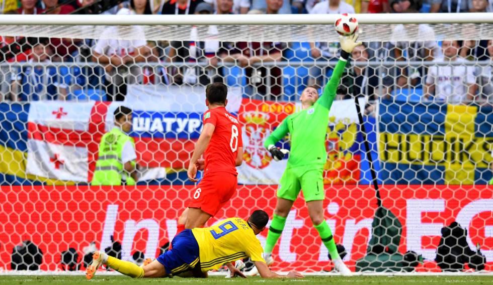 Inglaterra bate Suécia e volta às semifinais da Copa  24eaa9cd54ff9