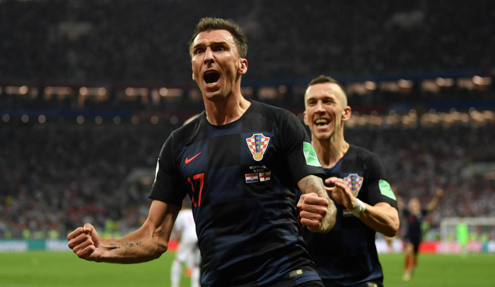 Croácia vira sobre a Inglaterra na prorrogação e vai à final da Copa pela  primeira vez abdfc3ae775ae