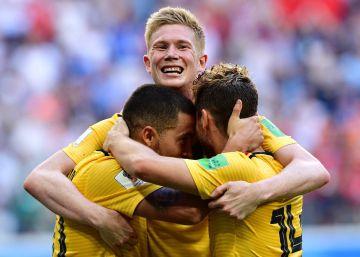 Bélgica vence Inglaterra e crava a melhor campanha de sua história na Copa  do Mundo cbe7a95991c56