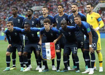 A seleção EL PAÍS Brasil da Copa do Mundo f79f7235098f6
