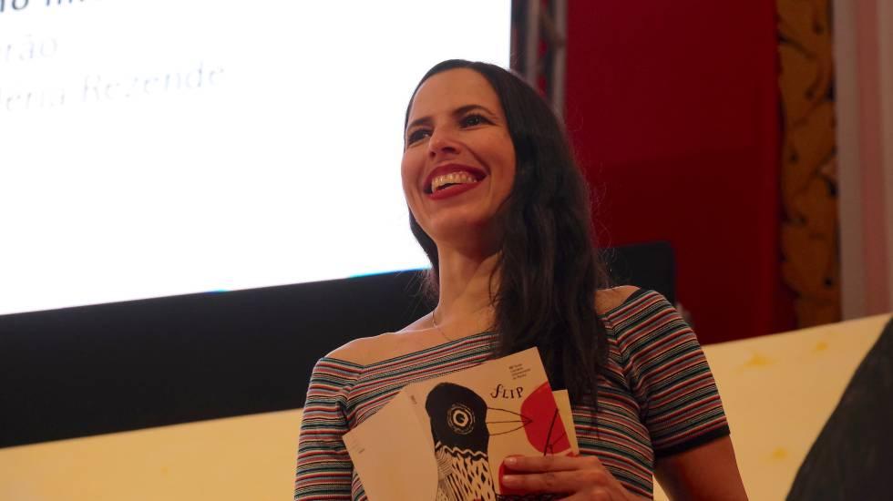 Joselia Aguiar Flip 2018