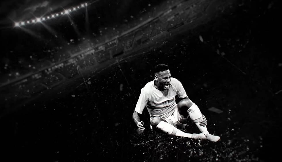 Neymar comercial Gillette marketing