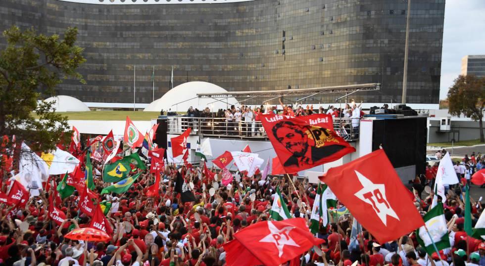 Eleições 2018 Lula