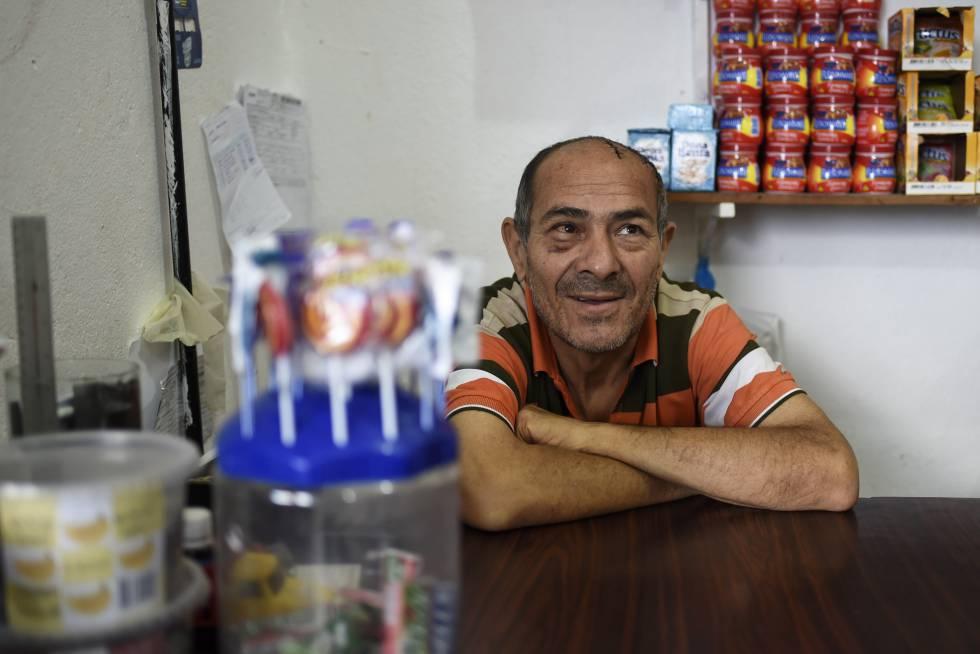 O comerciante Raimundo Nonato, que disse ter sido agredido por venezuelanos.