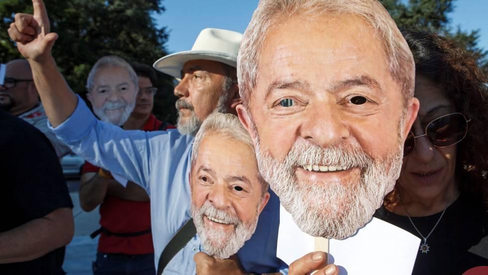 Com cela aberta e reuniões diárias, a campanha de Lula é desenhada na prisão