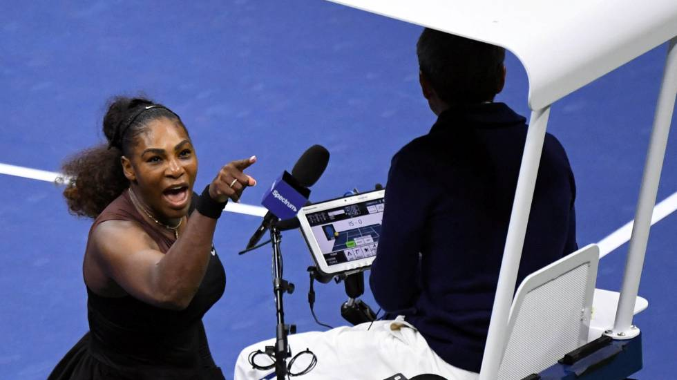 Serena Williams machismo