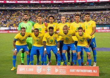 4f0ef2c06e28b Seleção brasileira de futebol · Onde e como assistir ao amistoso Brasil x  El Salvador