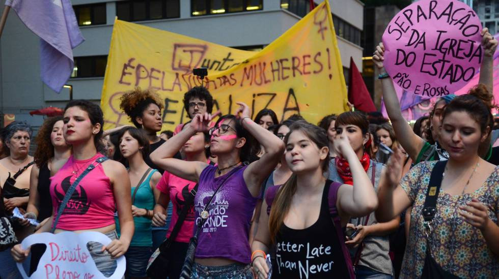 Mulheres contra Bolsonaro